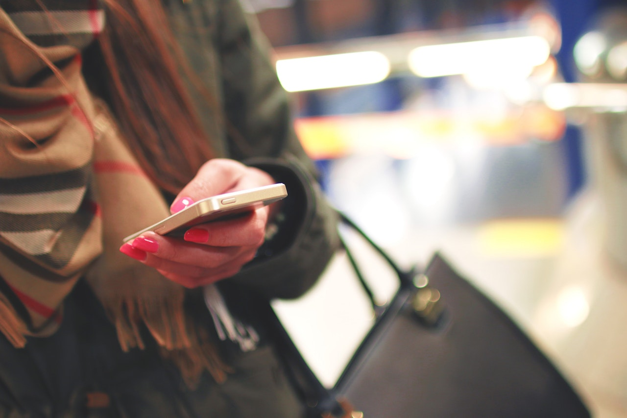 Mobile phone purchase