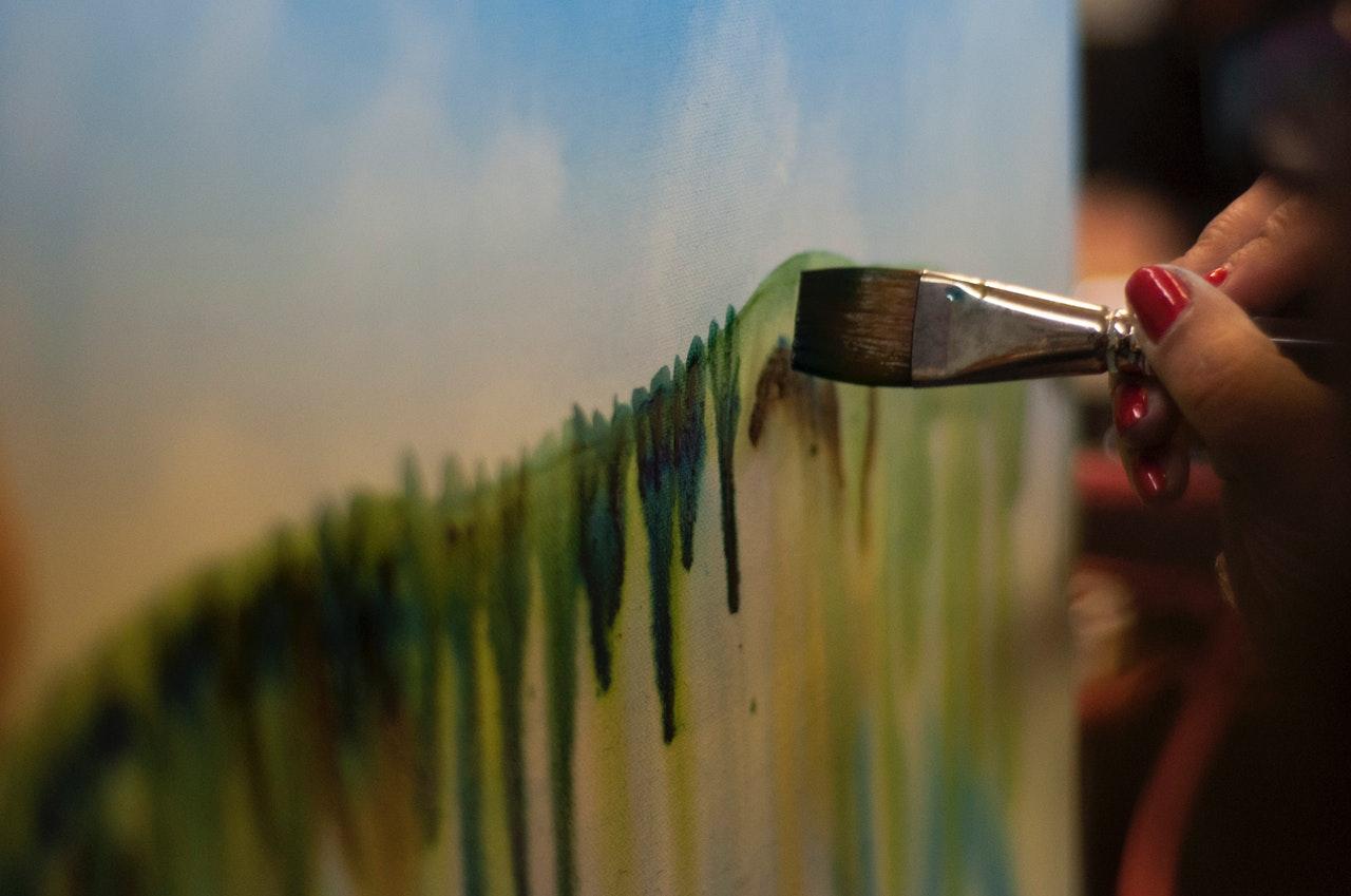 Art helps mental health