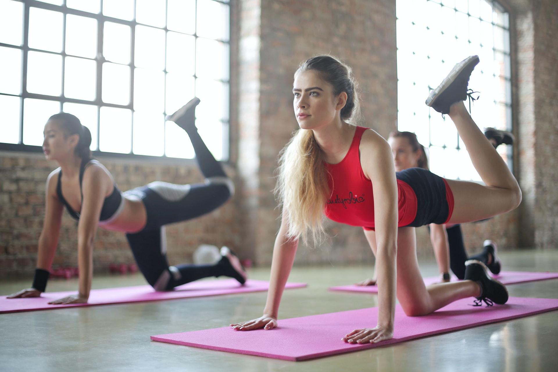 Yoga wellbeing